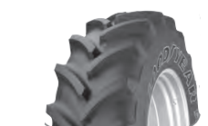 Optitrac DT830 IF Tires